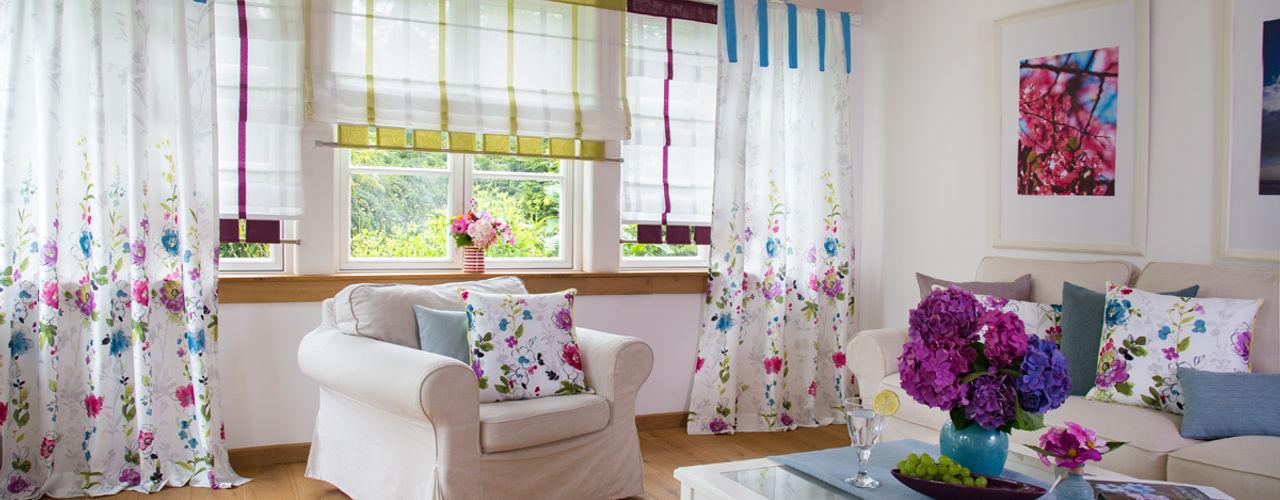 Indes Fuggerhaus Textil GmbH غرفة المعيشة