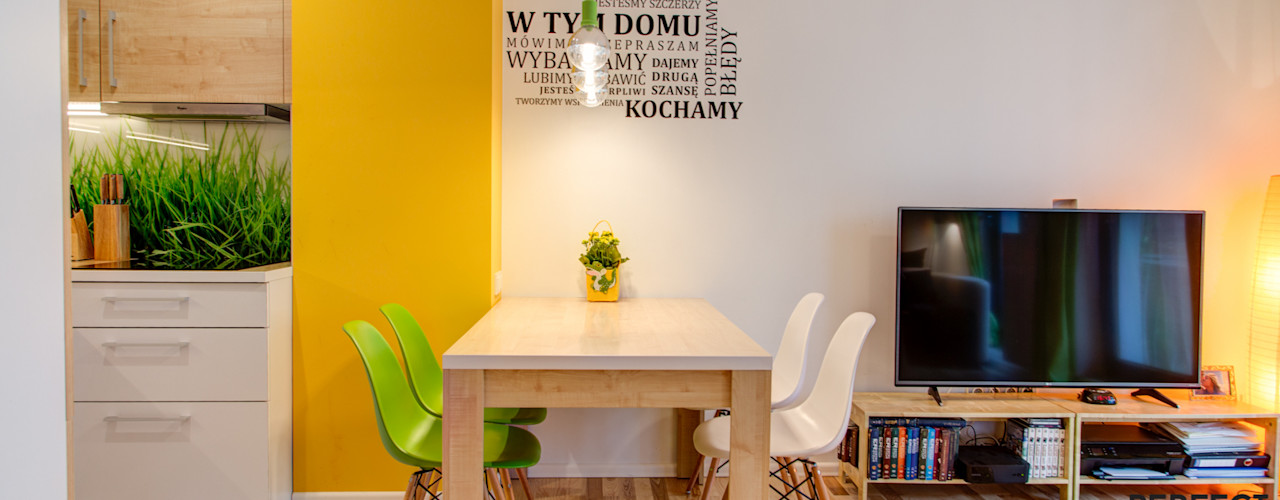 Perfect Space Salas de jantar clássicas