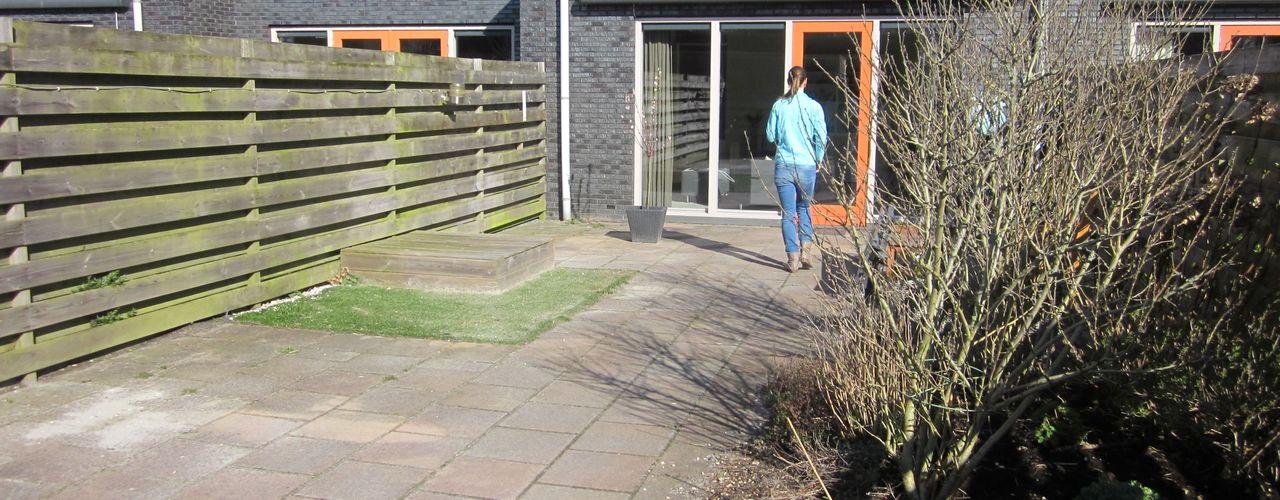 Van Dijk Tuinen Groningen Modern Garden Wood