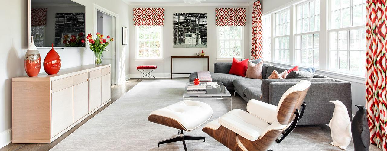 Clean Design Modern living room