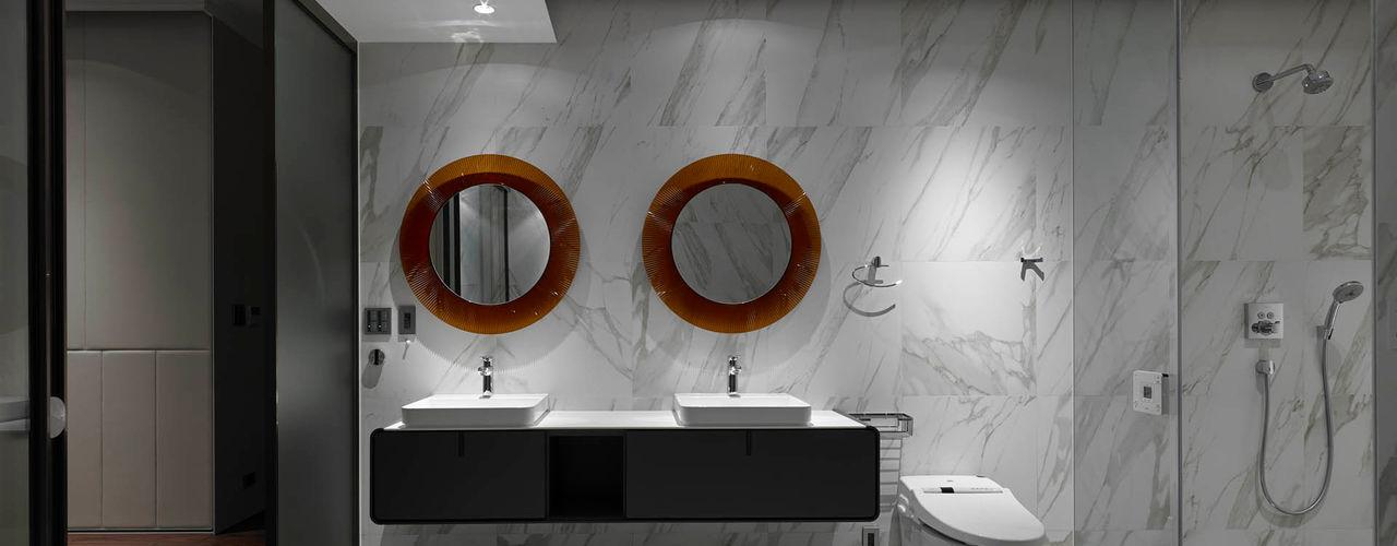 水相設計 Waterfrom Design Minimalistische Badezimmer