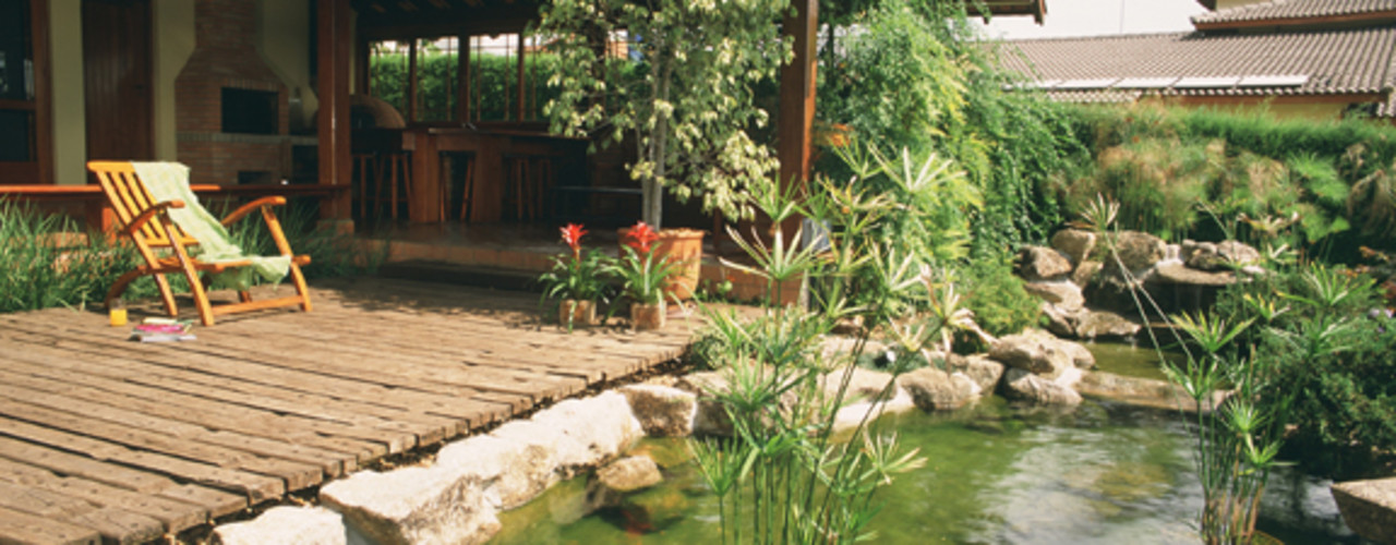 Eduardo Luppi Paisagismo Ltda. Azjatycki ogród