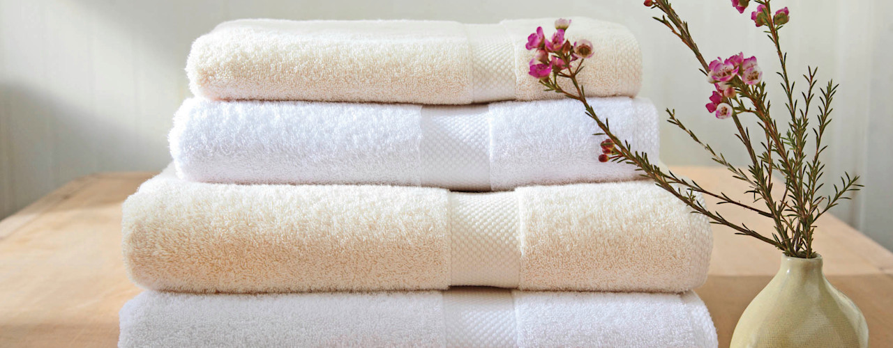 Organic Bedding and Towelling by King of Cotton King of Cotton BadezimmerTextilien und Accessoires Baumwolle