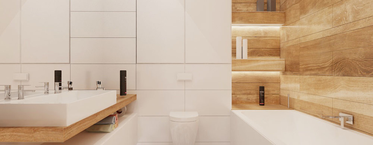 Ale design Grzegorz Grzywacz 浴室