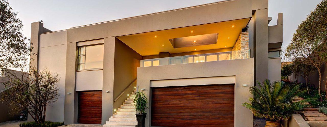 Swart & Associates Architects Casas modernas
