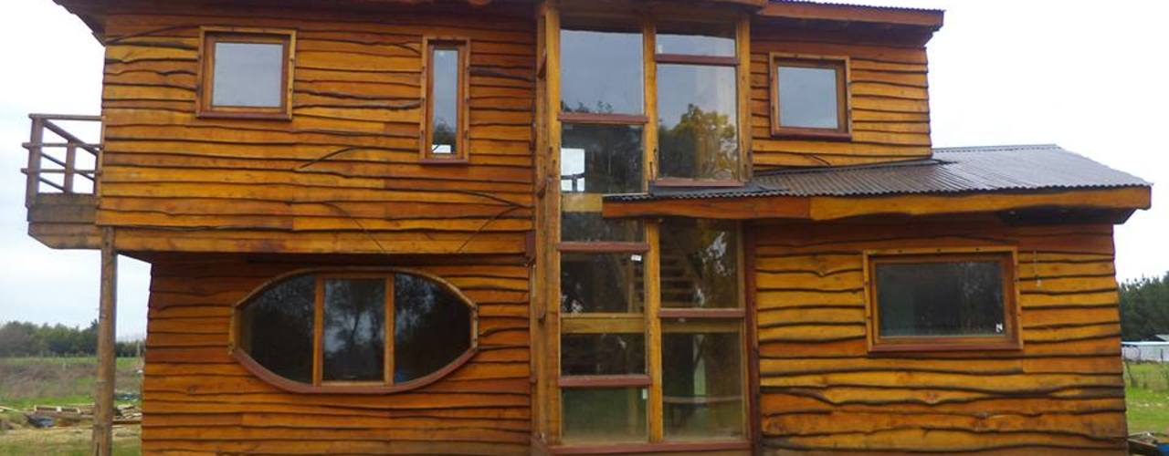 Estudio Terra Arquitectura & Patrimonio Rumah Modern