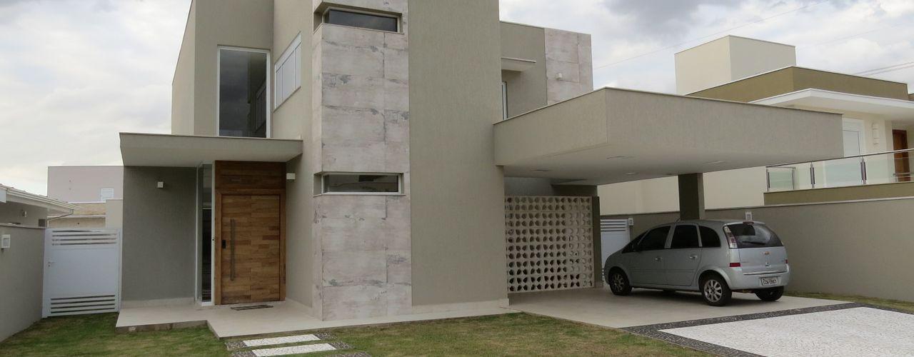 Habitat arquitetura บ้านและที่อยู่อาศัย เซรามิค Grey