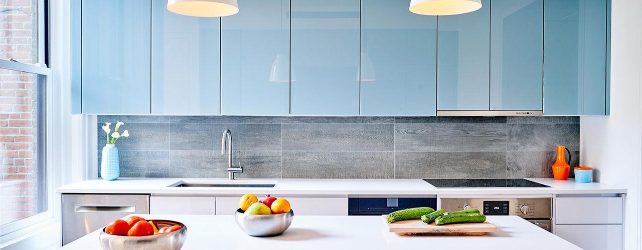Sarah Jefferys Design آشپزخانه