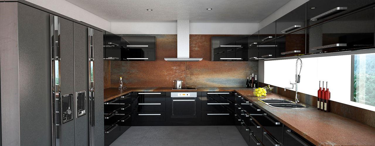 Vivian Dembo Arquitectura Кухня