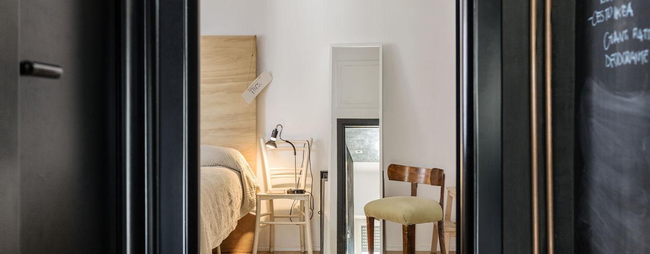Casa M&C Angelo Talia Camera da letto moderna