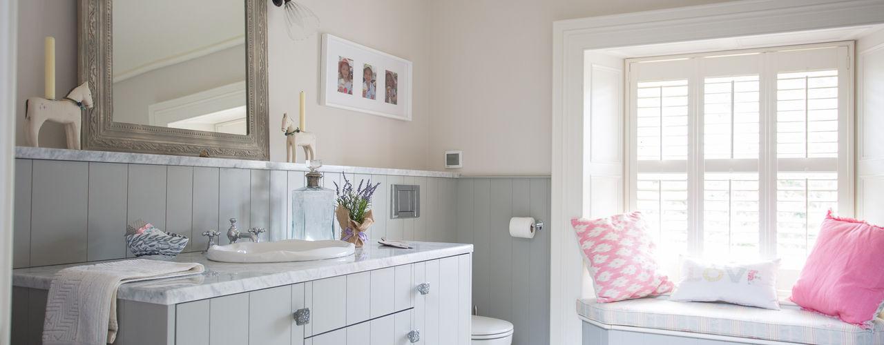 Thompson Clarke Classic style bathroom