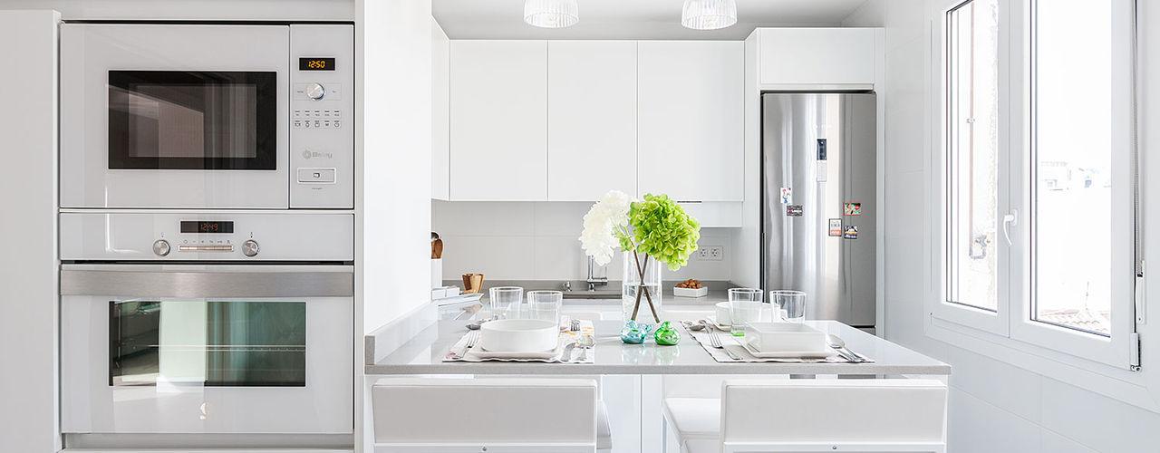 Basoa Decoración Modern style kitchen