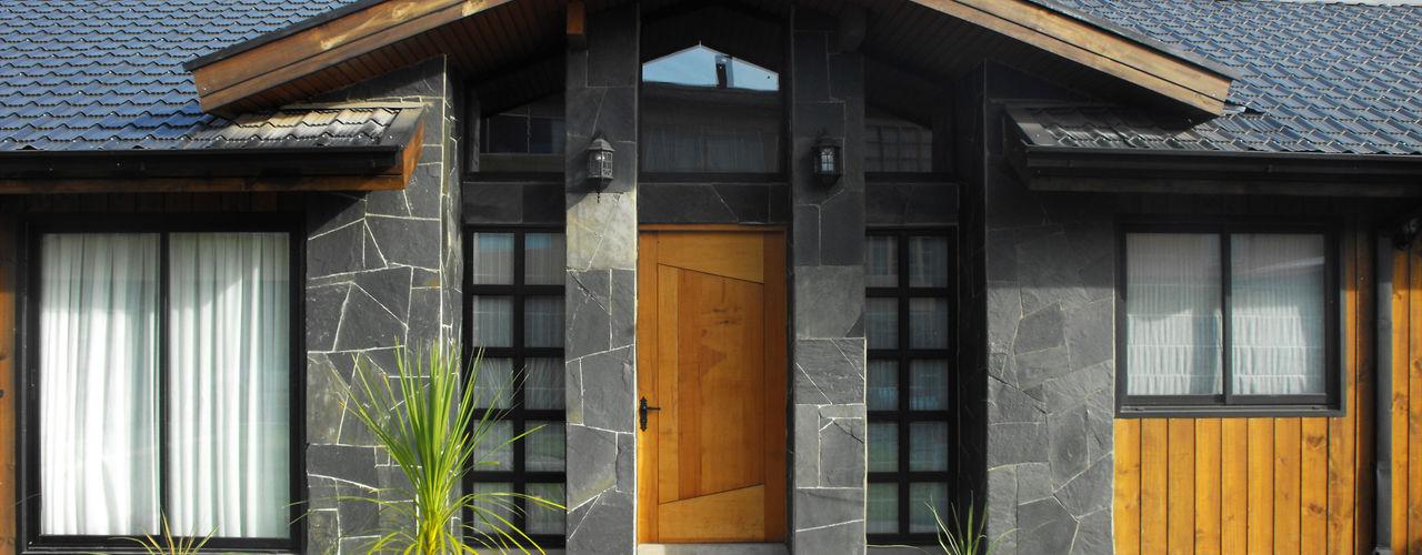 REW. Arquitectura & Diseño 房子 石器 Wood effect