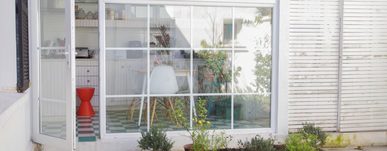 RENOarq Jardin d'hiver moderne