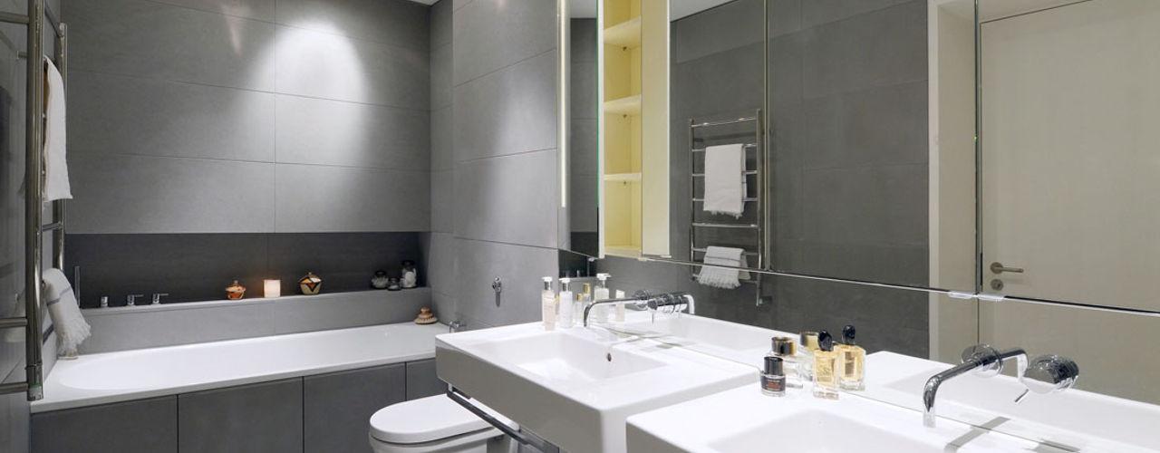 Neo Bankside Apartments Graham D Holland Minimalist style bathroom