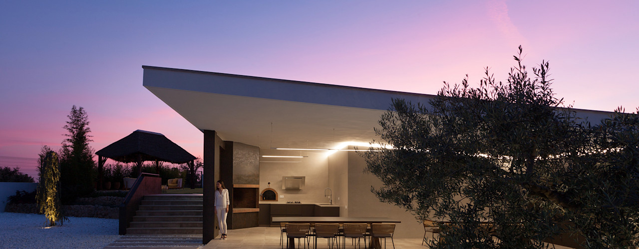 Raul Garcia Studio Casas modernas