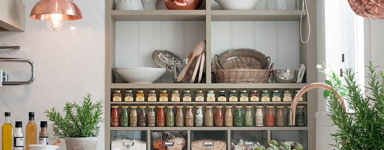 DEULONDER arquitectura domestica Klassische Küchen Beige