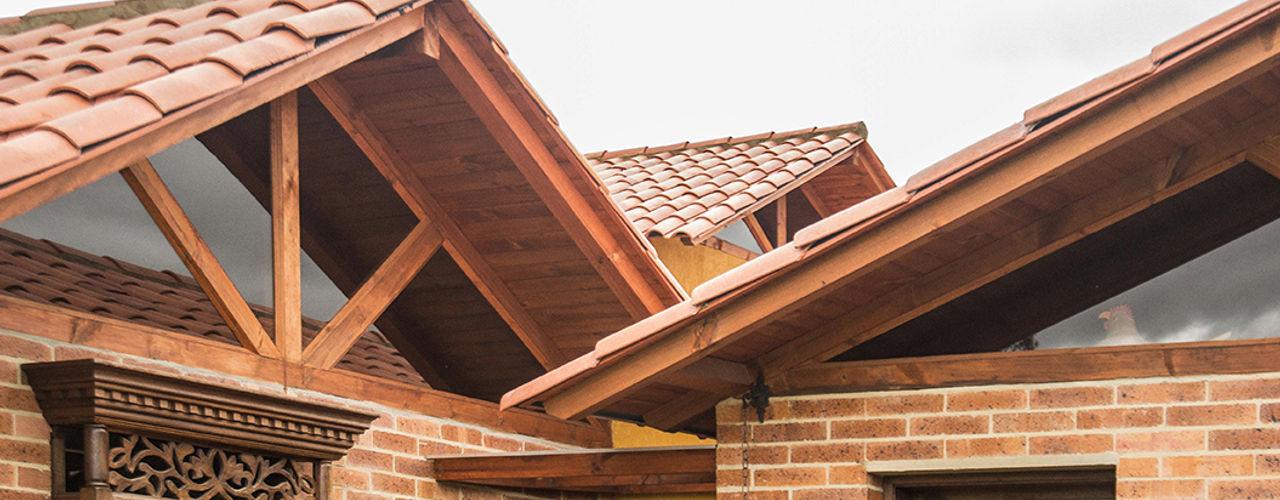 ENSAMBLE de Arquitectura Integral 房子 木頭