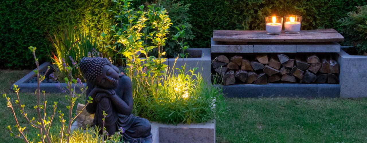 Entspannen im Grünen Pomp & Friends - Interior Designer Zen garten