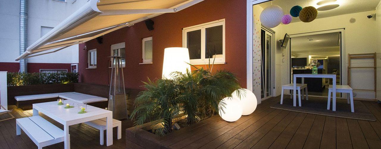 Luxiform Iluminación Modern garden