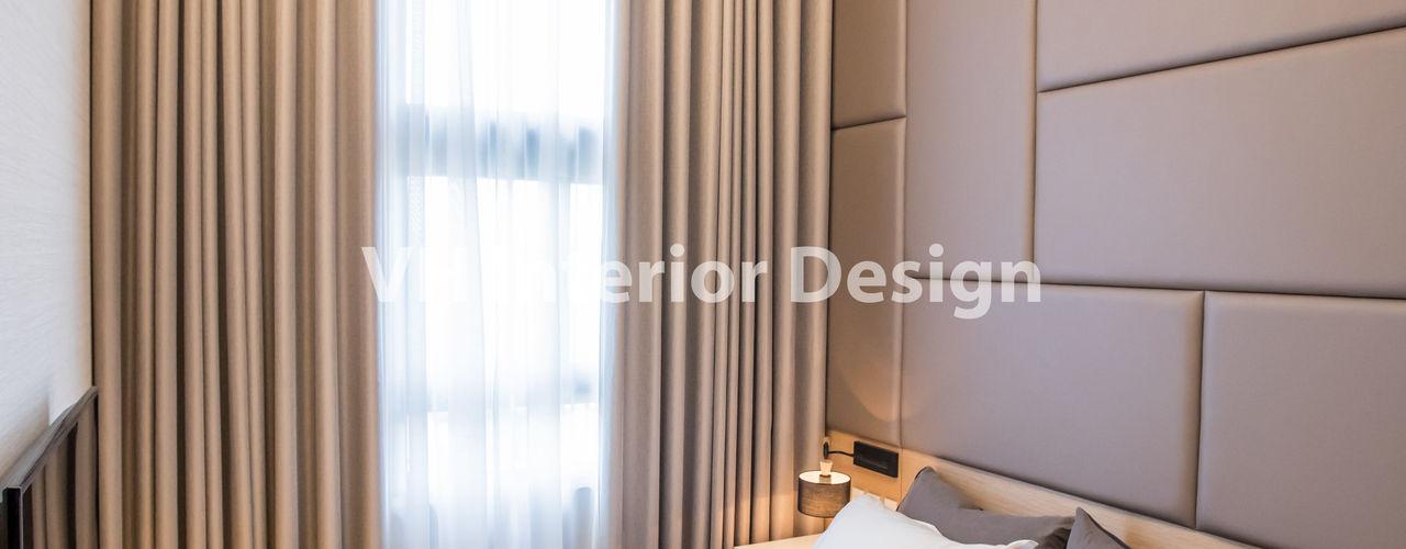 VH INTERIOR DESIGN Quartos modernos