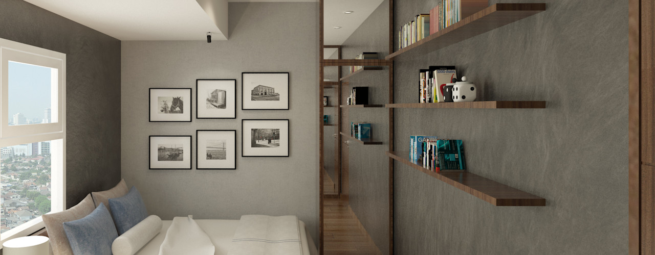 PT. Dekorasi Hunian Indonesia (DHI) Modern style bedroom