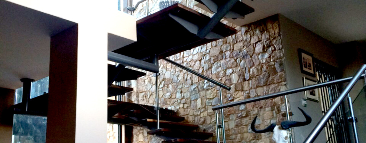House Waverly Nuclei Lifestyle Design Stairs