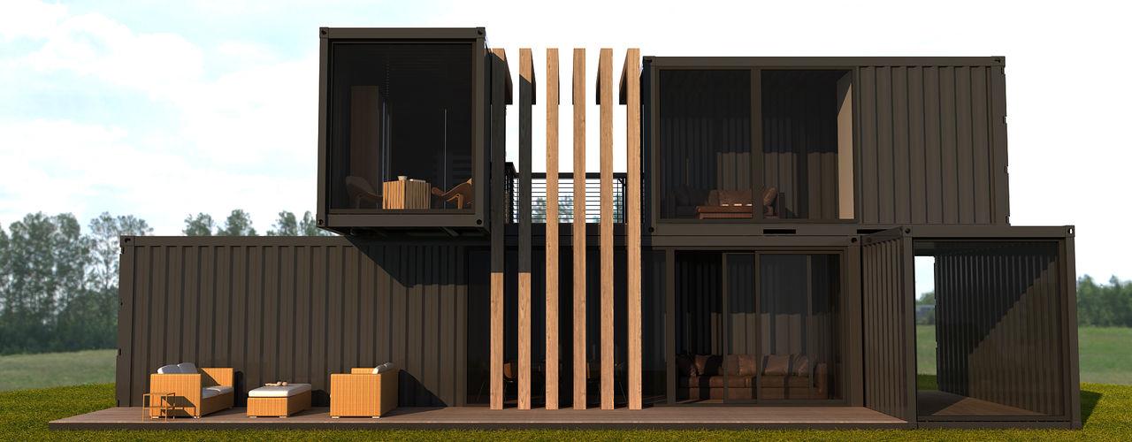 Next Container Casas prefabricadas