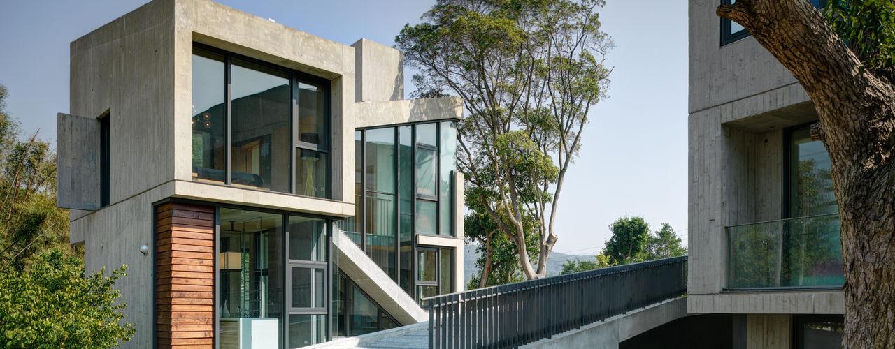形構設計 Morpho-Design Moderne Häuser