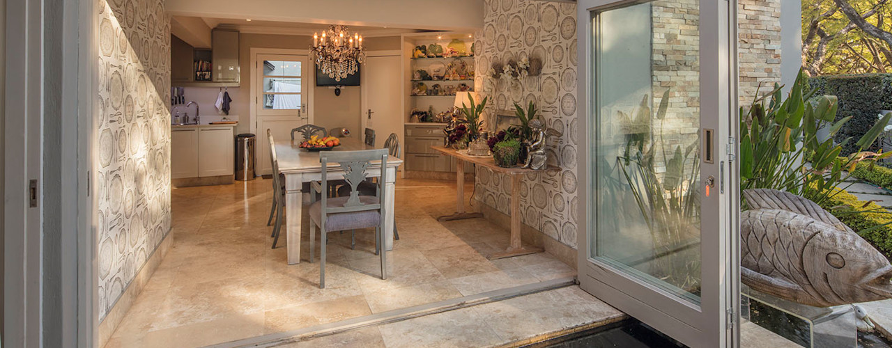 The Classic Appeal of House Parkwood Spegash Interiors Sliding doors