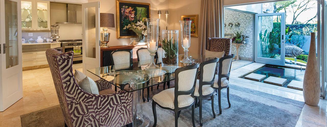 Spegash Interiors Classic style dining room
