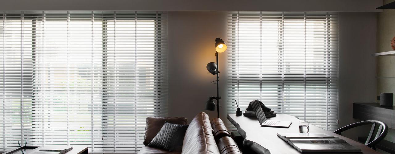 邑田空間設計 Modern windows & doors