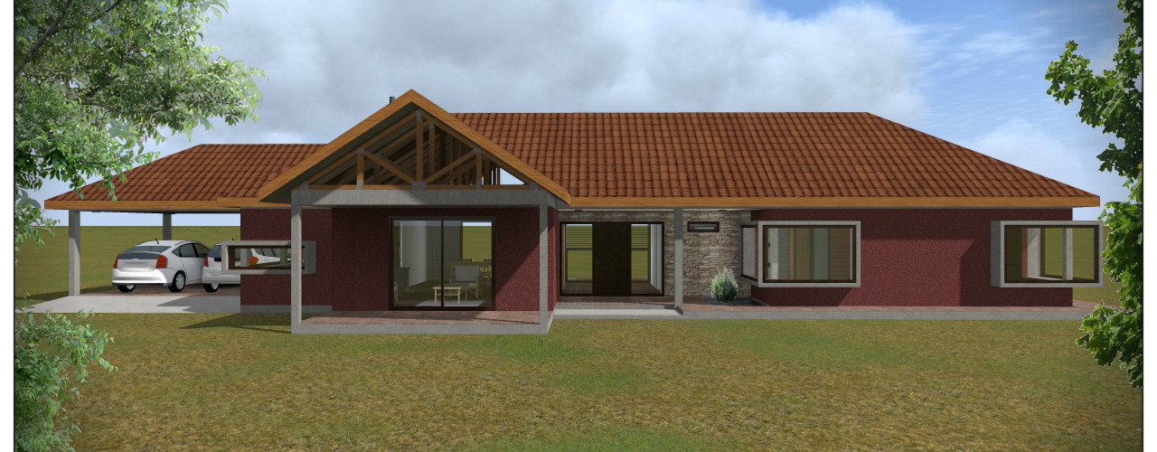 Vicente Espinoza M. - Arquitecto Country house