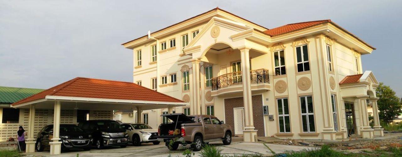 PT. Leeyaqat Karya Pratama Single family home Amber/Gold