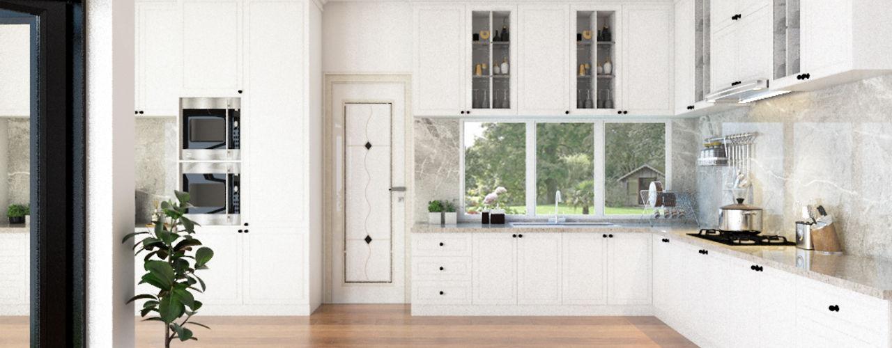 PT. Leeyaqat Karya Pratama Built-in kitchens Wood White
