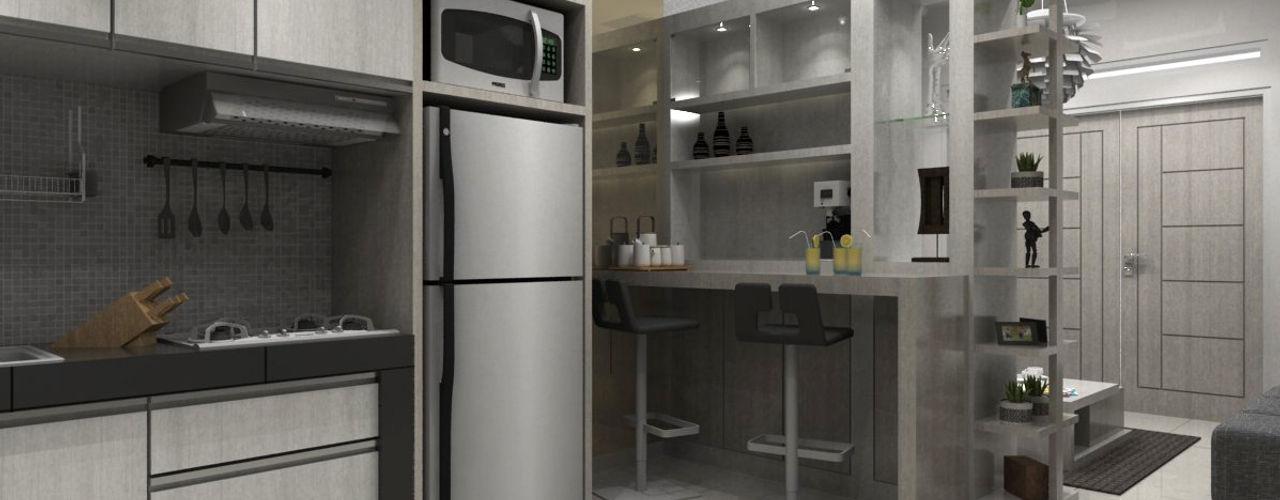 Maxx Details Minimalist dining room