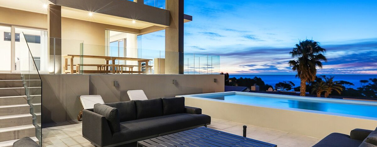 FRANCOIS MARAIS ARCHITECTS Villa Green