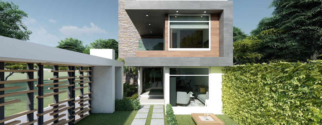 DISARQ ARQUITECTOS. Small houses