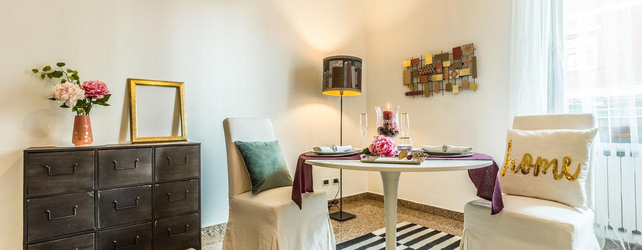 Allestimento di casa VUOTA, destinata alla VENDITA. DM Home Staging Studio di Daniela Margiotta