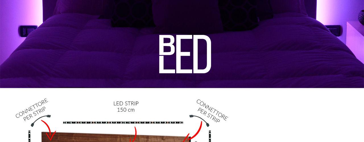 Eleni Lighting DormitoriosIluminación