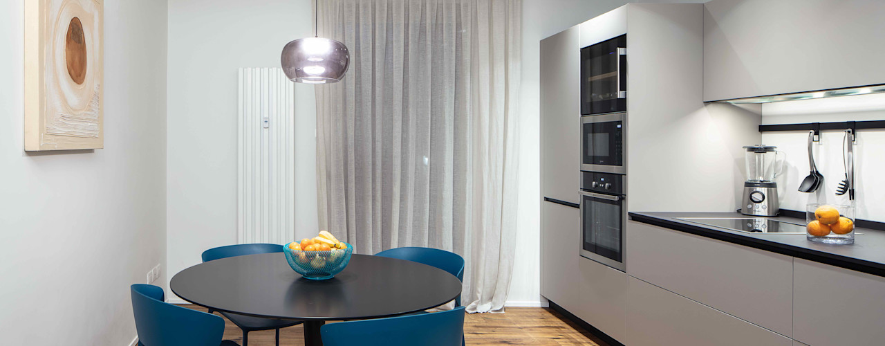 Appartamento VC MIROarchitetti Cucina moderna
