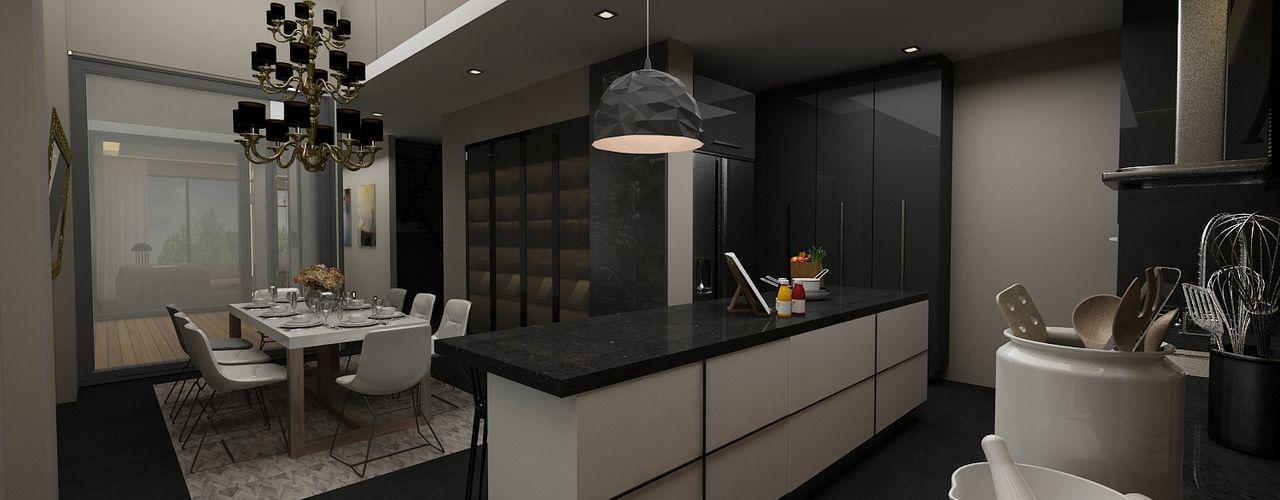 PRATIKIZ MIMARLIK/ ARCHITECTURE KitchenTables & chairs