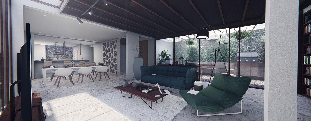Anastomosis Design Lab Salas/RecibidoresSofás y sillones