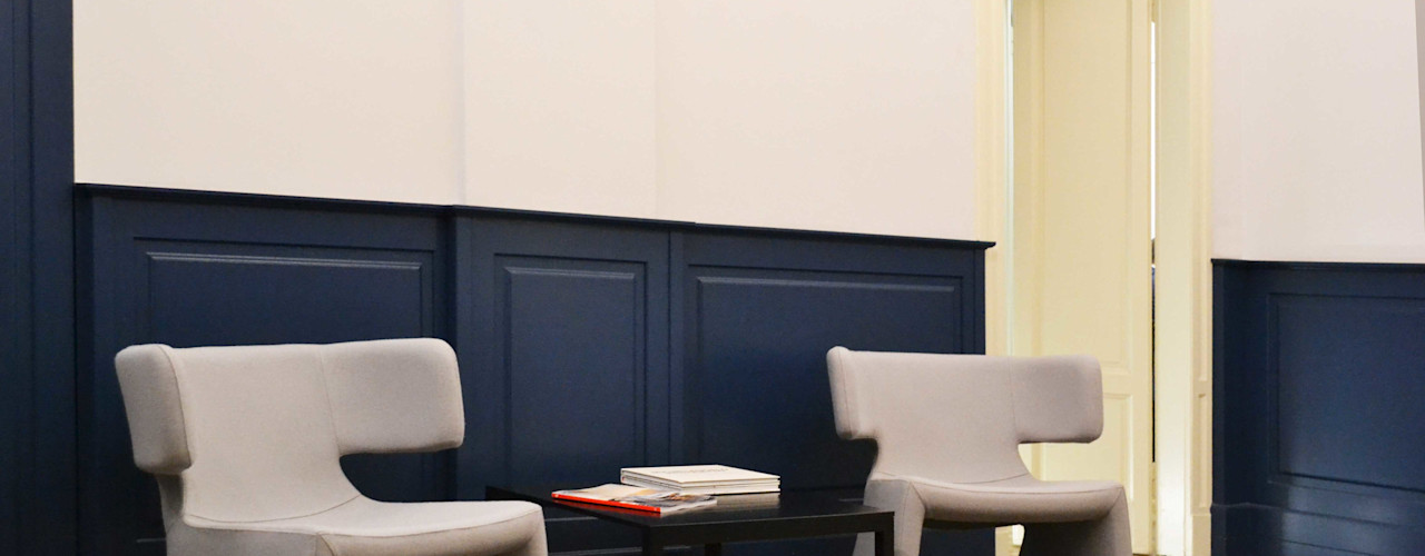 Kensington – Uffici viemme61 Negozi & Locali commerciali in stile classico