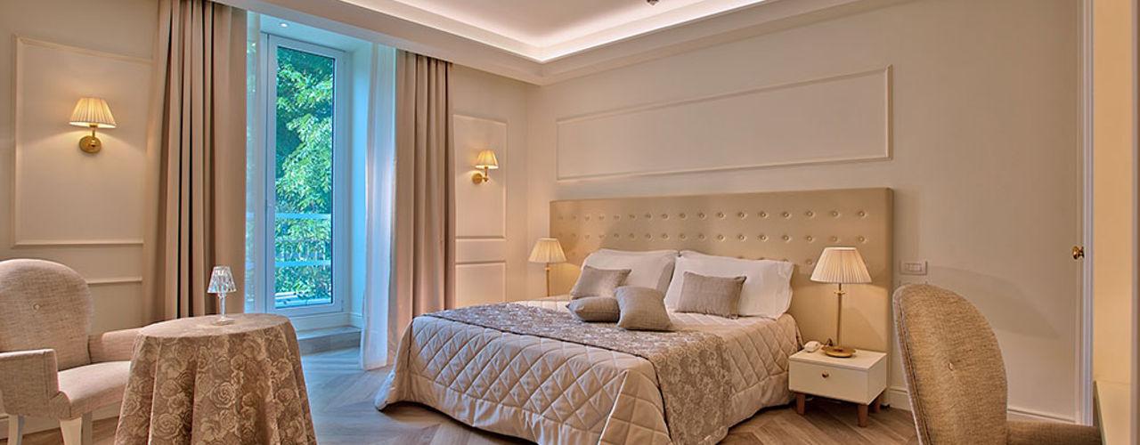 Cornice per led a parete o soffitto EL301 Eleni Lighting Camera da letto moderna