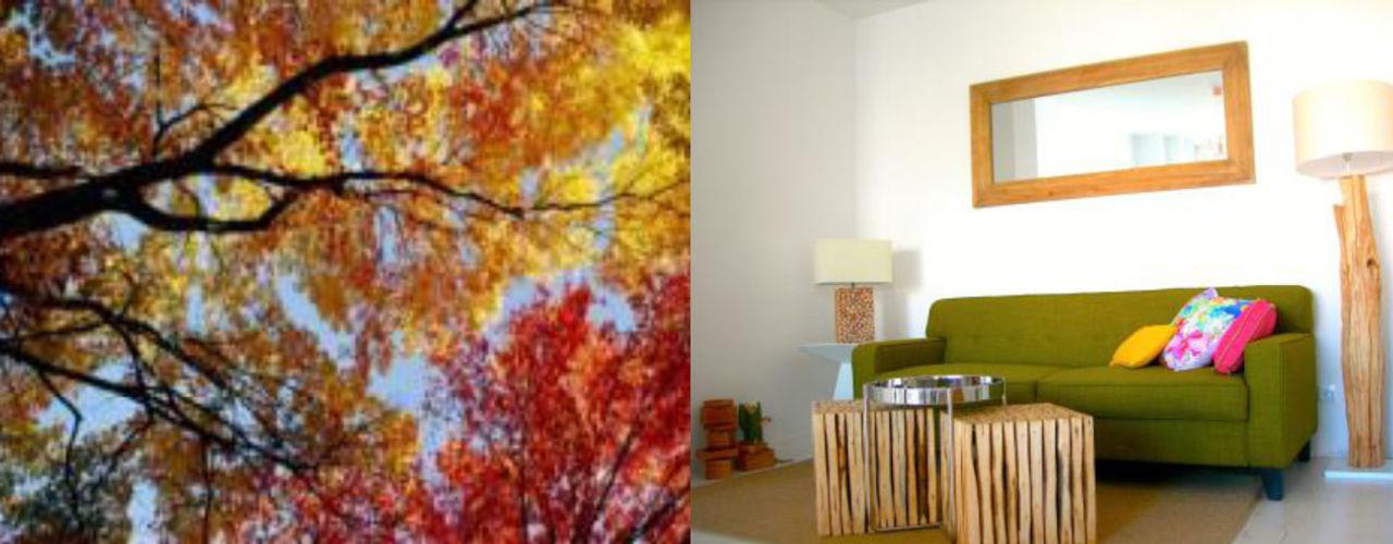Interiorismo | Salón y Comedor Ana Salomé Branco HogarAccesorios y decoración Madera