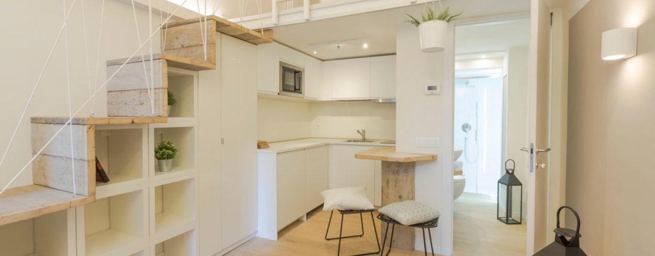 GruppoTre Architetti Salones modernos