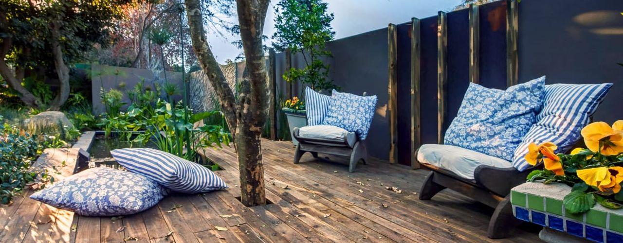 Young Landscape Design Studio Taman Gaya Rustic