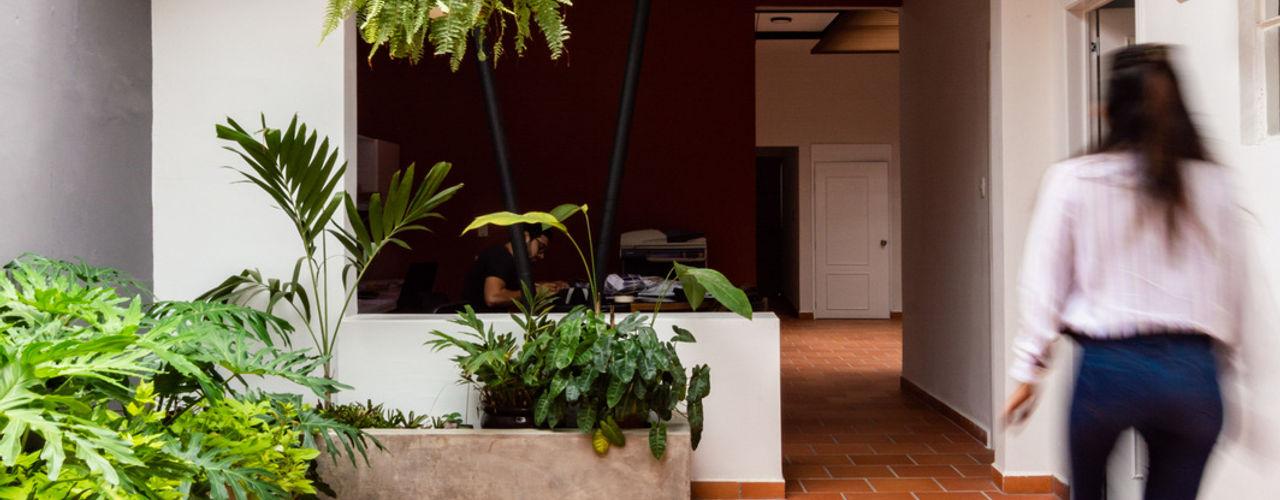 A. Ordóñez Arquitectura Oficinas y tiendas de estilo moderno