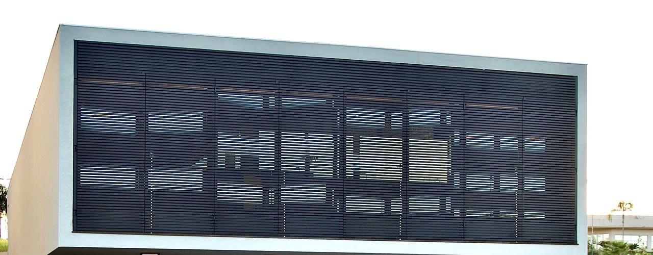 D arquitetura Terrace house Iron/Steel Black